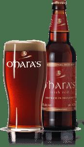 Una Irish Red Ale de O'Hara's