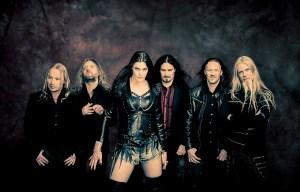 Floor Jansen y Nightwish