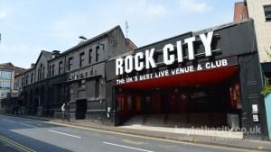 Nottingham Rock City
