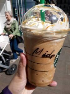 Mide Starbucks