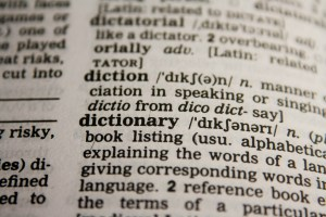 diccionario dictionary