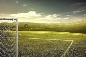 Campo fútbol Oliver y Benji