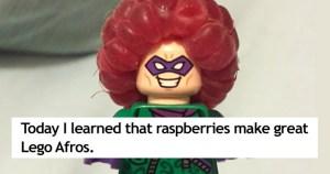 Lego rapsberry