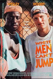 White Men Cant Jump - títulos de películas deportivas en inglés y sus adaptaciones al español.