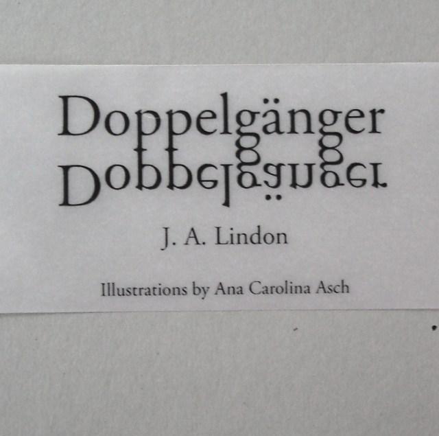 Doppelgänger poem