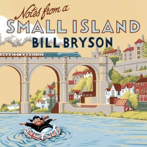 Bill Bryson Notes From a Small island Cover