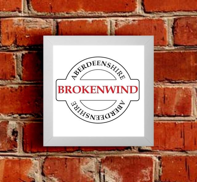 Brokenwynd cartel para turistas