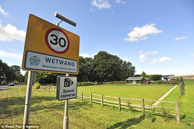 Wetwang nombres de lugar curiosos en UK