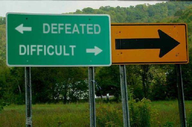 Defeated y Difficult. Nombres de lugar curiosos de Estados Unidos