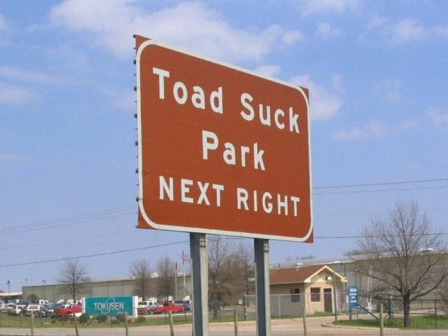 Toad Suck