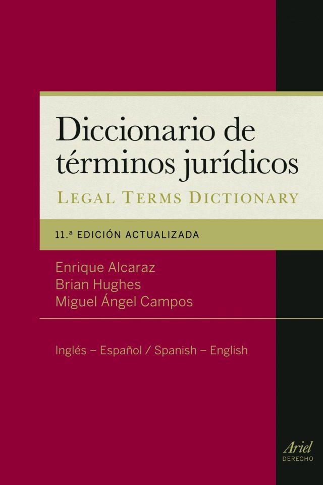 Diccionario de términos Jurídicos Varó Hughes Campos