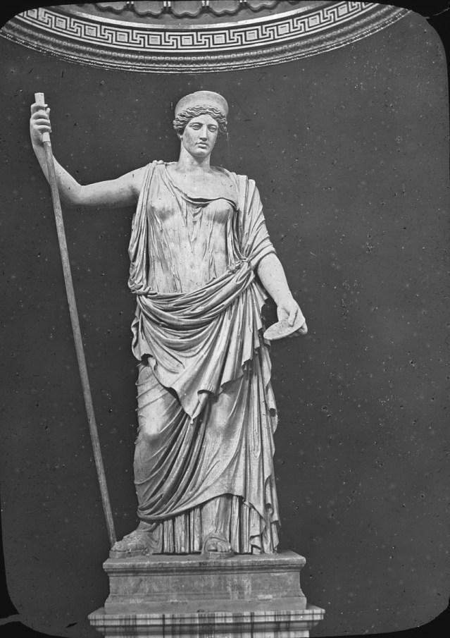Juno goddess - meses del año en inglés