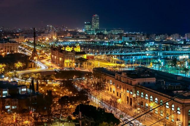 Barcelona by Jorge Franganillo
