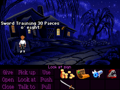 Monkey Island Pieces of Eight