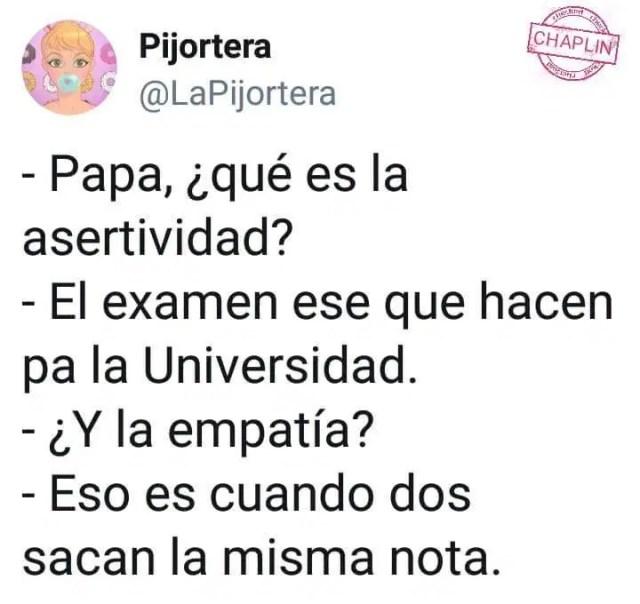 Pares mínimos en español