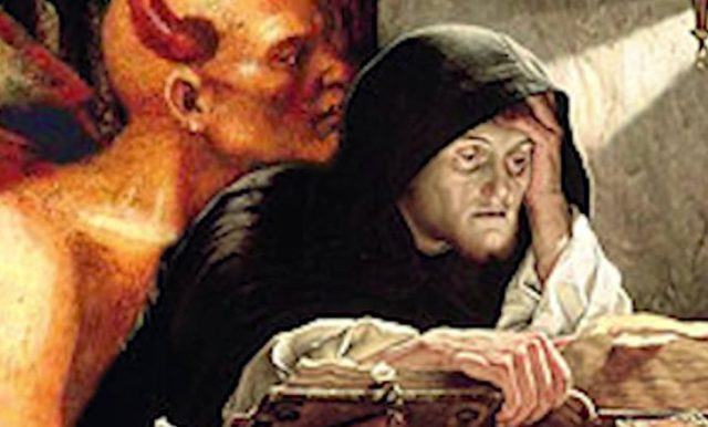 Martín Lutero hereje