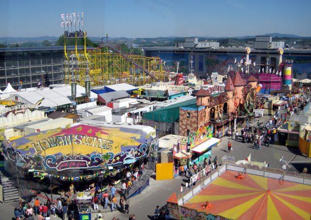 funfair carnival
