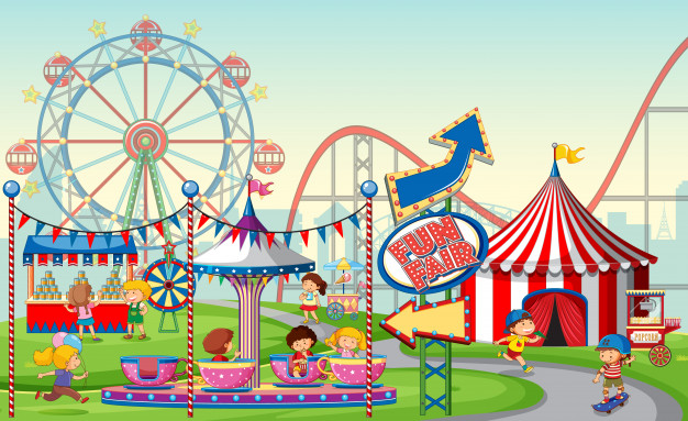 ferias y parques de atracciones