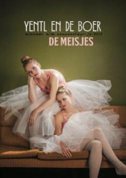 Poster Yentl en de Boer - De Meisjes