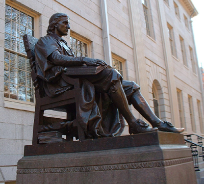 Image result for john harvard