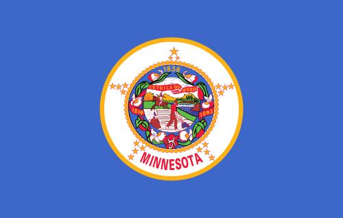 Gallant State Flags Coloring Idaho Montana Free Flags