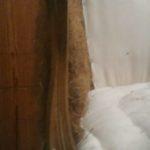 מילוי הספה - בצדדים תפירת שערות קוקוס ליוטה