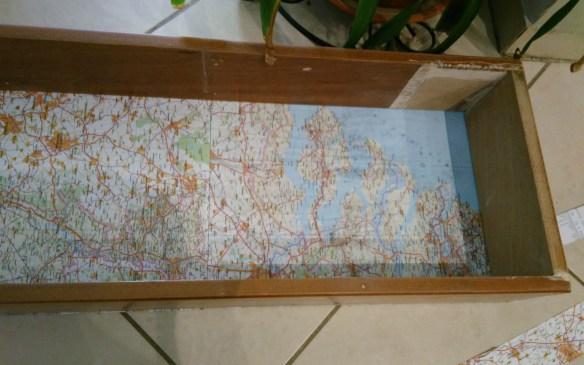 יש מיש - המדף- נקודת חיבור המפות
