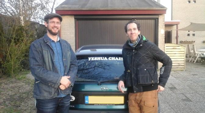Gratis Evangeliebeplakking Auto