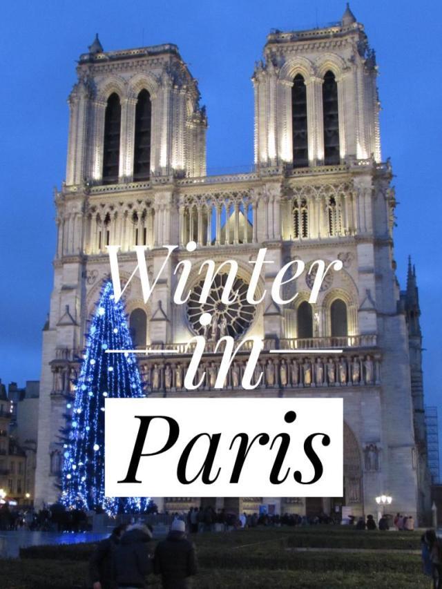 Yesihaveablog | 24 hours in Paris | Winter in Europe | Holiday Season | Winterlust