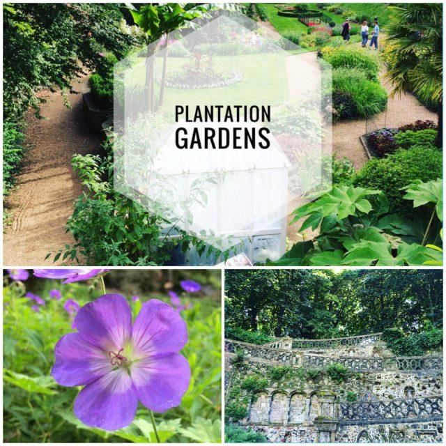 Save planatation gardens norwich victorian historical botanical gardens