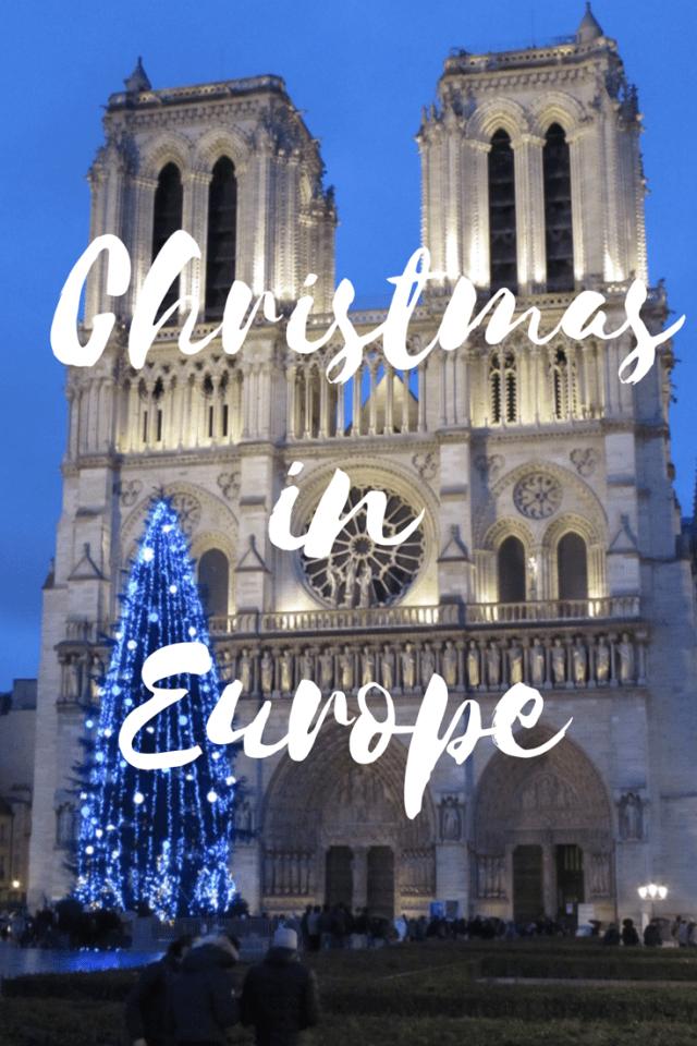 Yesihaveablog   Christmas in Europe - Paris & London   Winter Travel   Holiday Season   Winterlust