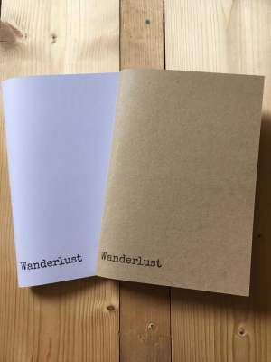 Yesihaveablog | The Writing Room Etsy Store | Handmade Wanderlust Notebook | Travel Diaries & Journals