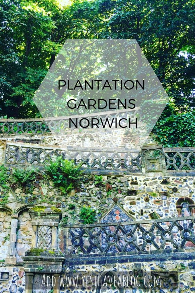 Yesihaveablog | Visit the Plantation Gardens Norwich | Life in a Fine City | Explore England