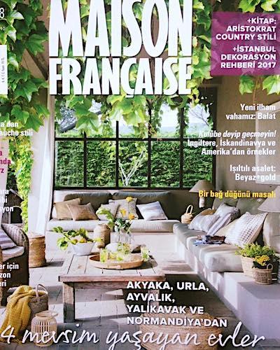 maison française türkiye yeşil çocuk