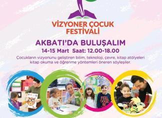 Vizyoner Çocuk Festivali