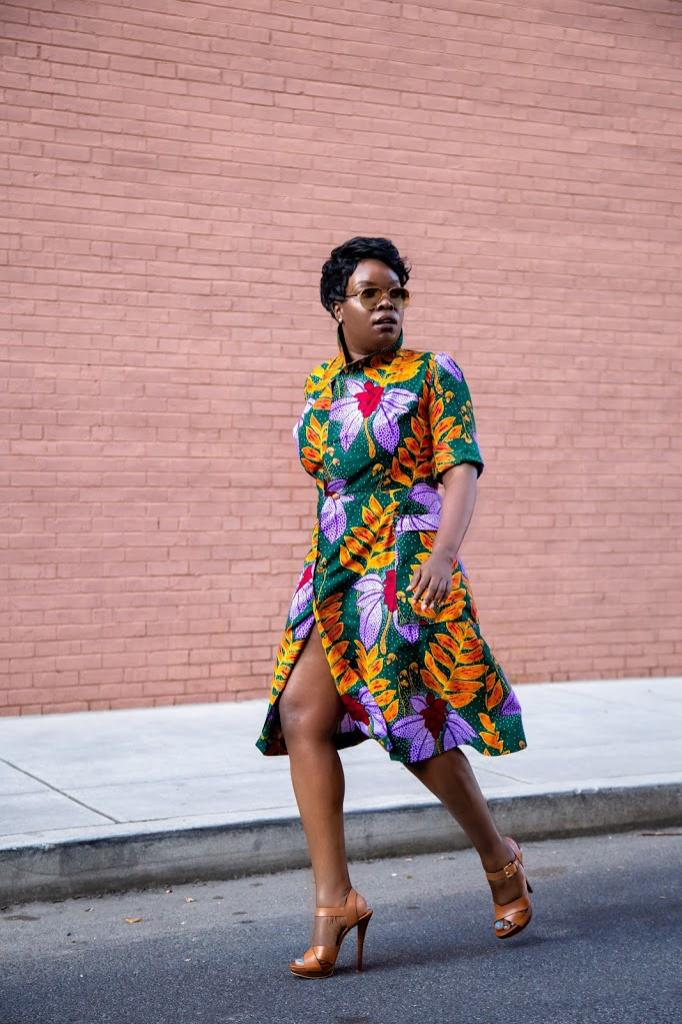 McCalls 7835- Coat dress - Yes I Made My Dress