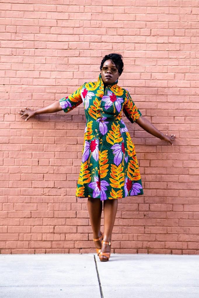 It's a DIY: Coat Dress for Fall