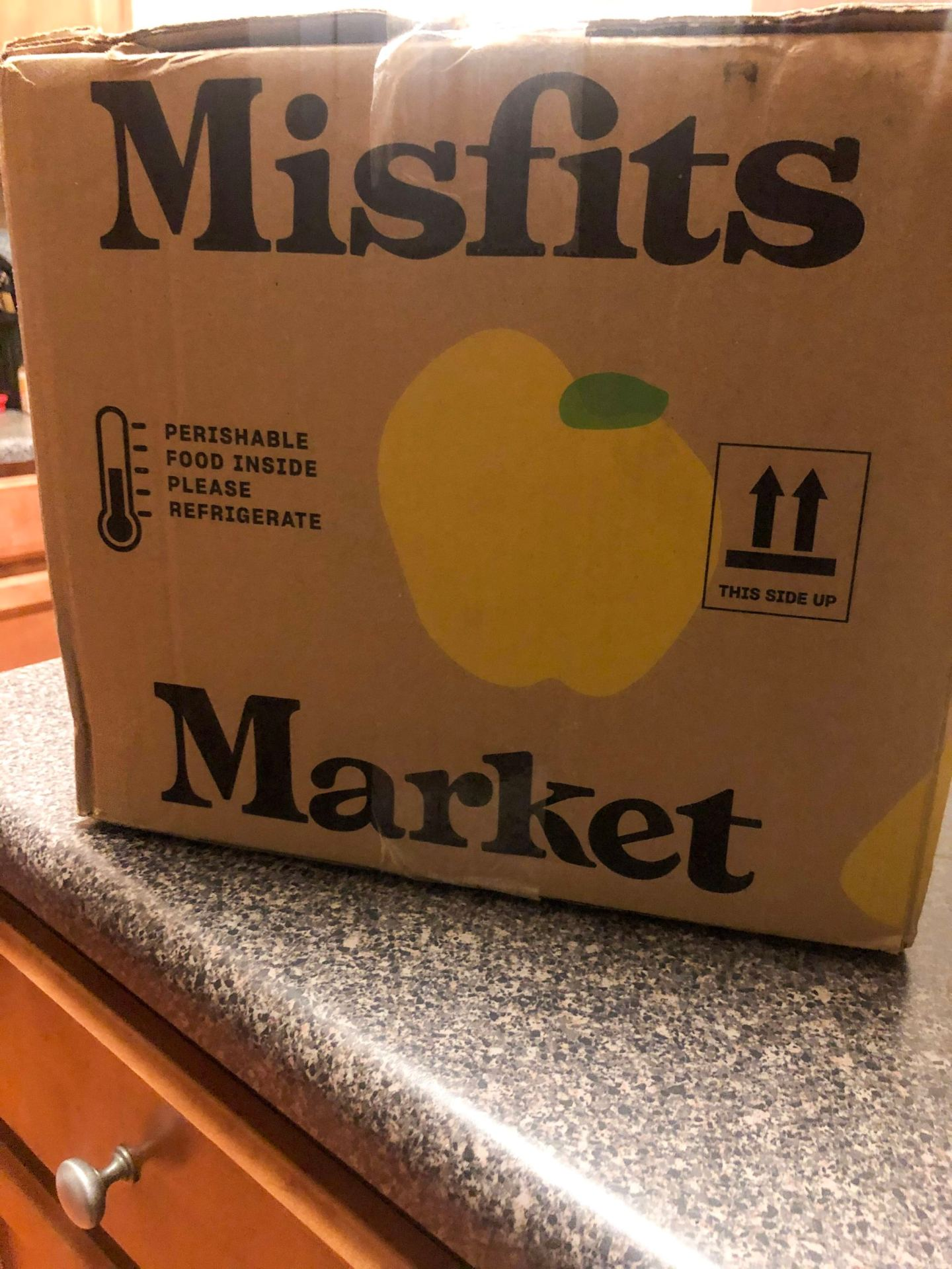 The Madness box from Misfits Market