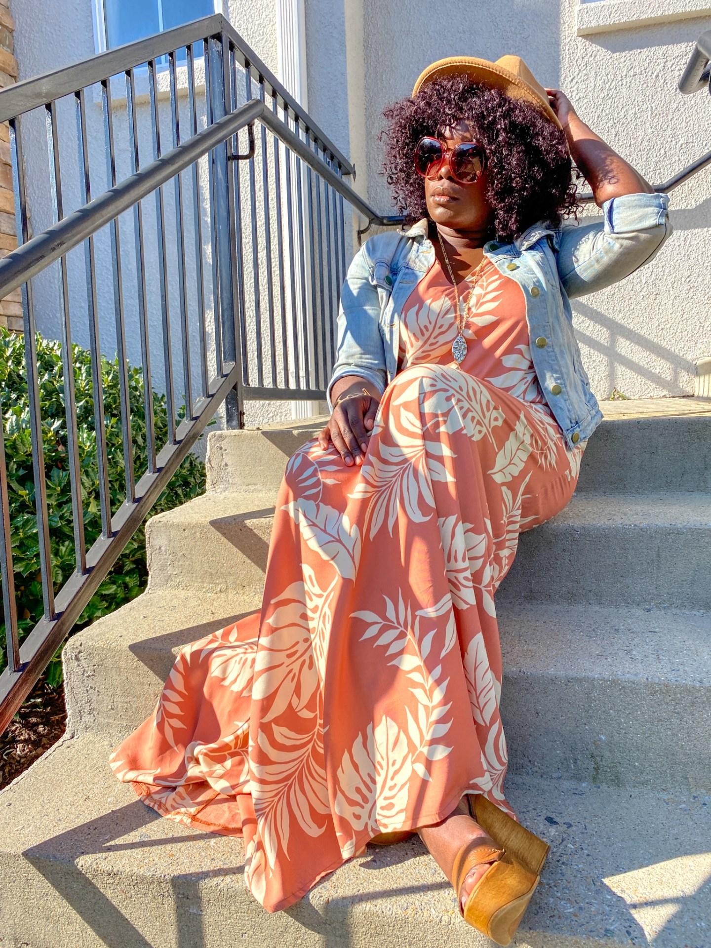 YesIMadeMyDress IVIYE Goddess Gown