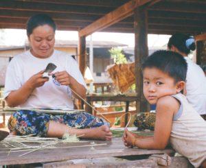 Ban Na Village, Laos