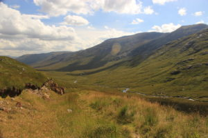Cape Wrath Trail - Itinerary North to South - Day 16