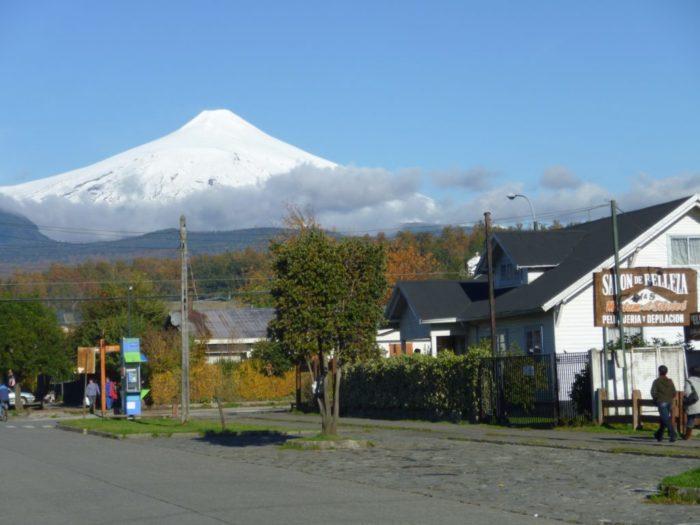 Volcano Villarrica, Pucon