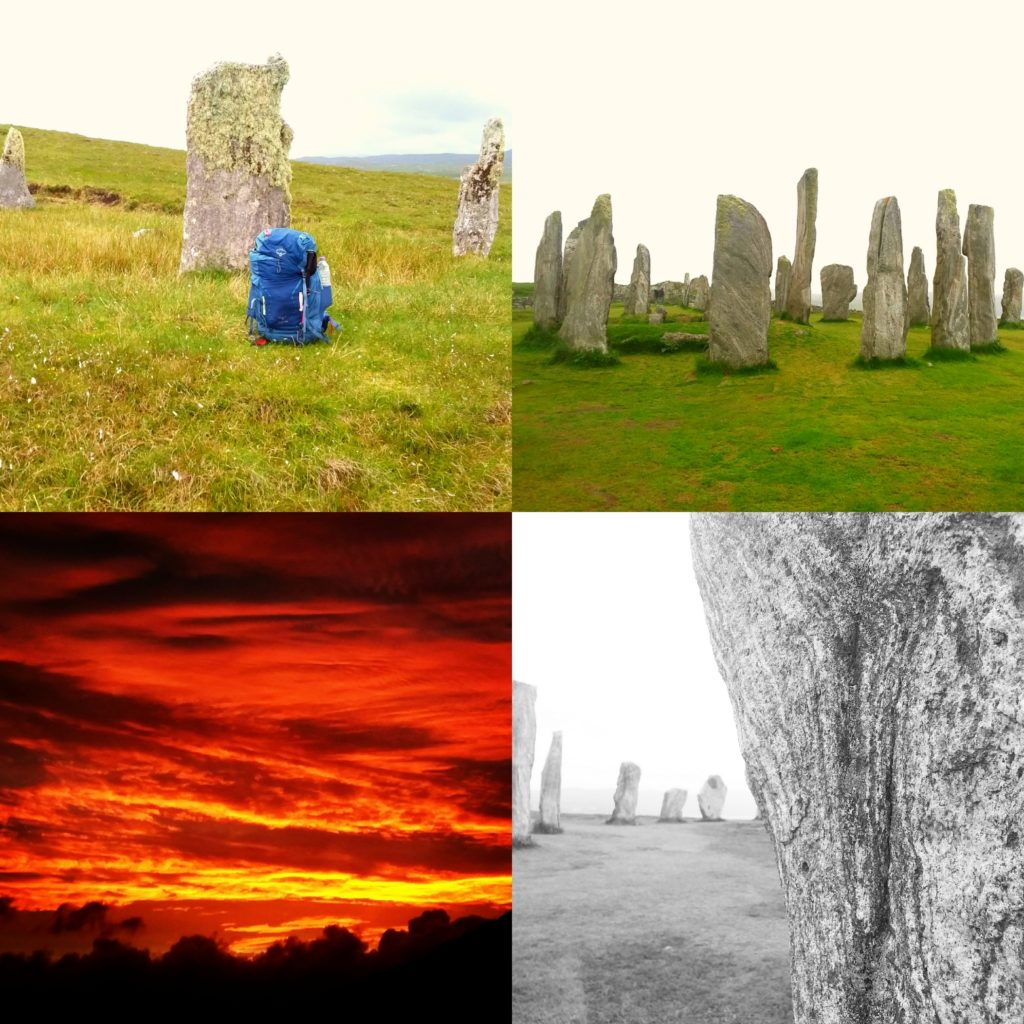 Walking the Timeline of Britain - Callanish Standing Stones