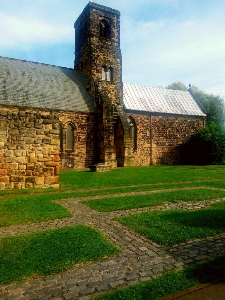 Anglo-Saxon England - St Paul's Monastery, Jarrow