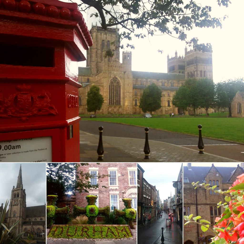 Anglo-Saxon England - Durham