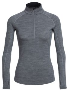 Hiking kit clothes review - Icebreaker Bodyfit Zone