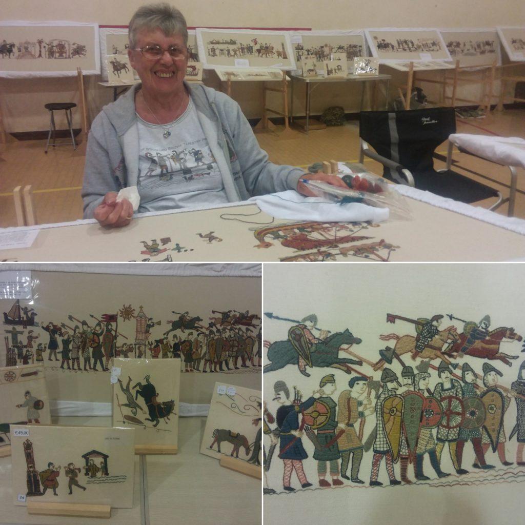 Battle of Stamford Bridge Tapestry