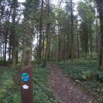 Fife coastal path sign