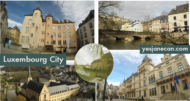 Best places to visit in Luxembourg City