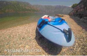 Kayaking on the Bay of Kotor